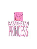 PINK KAZAKHSTAN PRINCESS
