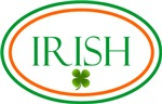 Irish Decal