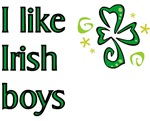 I like Irish Boys