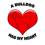 A Bulldog Has My Heart