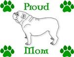 Proud Mom-Green
