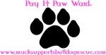 Pay it Paw Ward-Pink