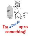 Up to something!