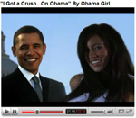 Crush on Obama Video (Obama Girl) 