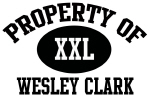 Property of Wesley Clark