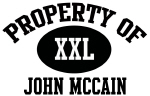 Property of John McCain