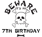 Beware: My 7th Birthday