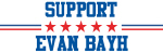 Support EVAN BAYH