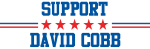 Support DAVID COBB