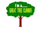 Great Tree Climber/kids t-shirt