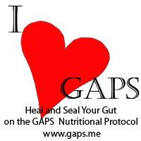 I Heart (Love) GAPS