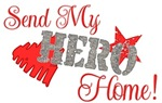 Send My Hero Home!