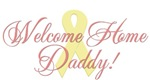Welcome Home Daddy (ribbon)
