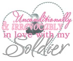 Unconditionally In Love With Soldier