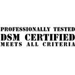 DSM Certified