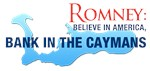 Romney: Bank In The Caymans