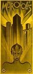 Metropolis 1927 Movie Poster