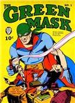 Green Mask No 17