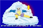 "Solavengers Save The Earth ""Freezing Fire"""