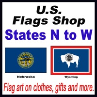 State Flags Shop (N - W)