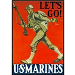 Let's Go Marines