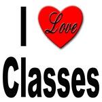 I Love Classes