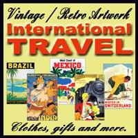 International Travel Vintage Store