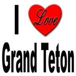 I Love Grand Teton