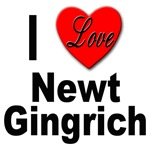 I Love Newt Gingrich