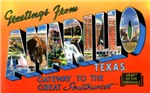 Amarillo Texas Greetings