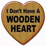 No Wooden Heart