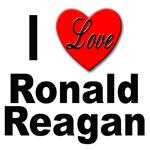 I Love Ronald Reagan