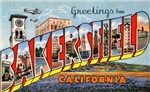 Bakersfield California Greetings