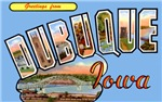 Dubuque Iowa Greetings