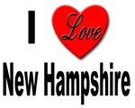 I Love New Hampshire