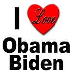 I Love Obama Biden