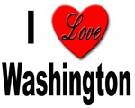 I Love Washington