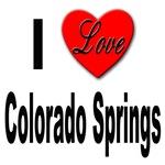 I Love Colorado Springs