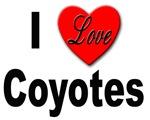 I Love Coyotes