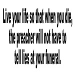 Live Your Life With Truth