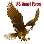 U.S. Armed Forces Eagle