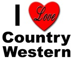 I Love Country Western