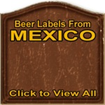 Mexico Beer Labels
