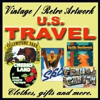 U.S. Travel Vintage Store