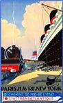 Transatlantic Travel Poster 1