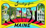 Augusta Maine Greetings