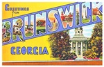Brunswick Georgia Greetings
