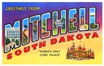 Mitchell South Dakota Greetings