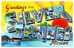 Silver Springs Florida Greetings