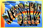 Wisconsin Dells Greetings